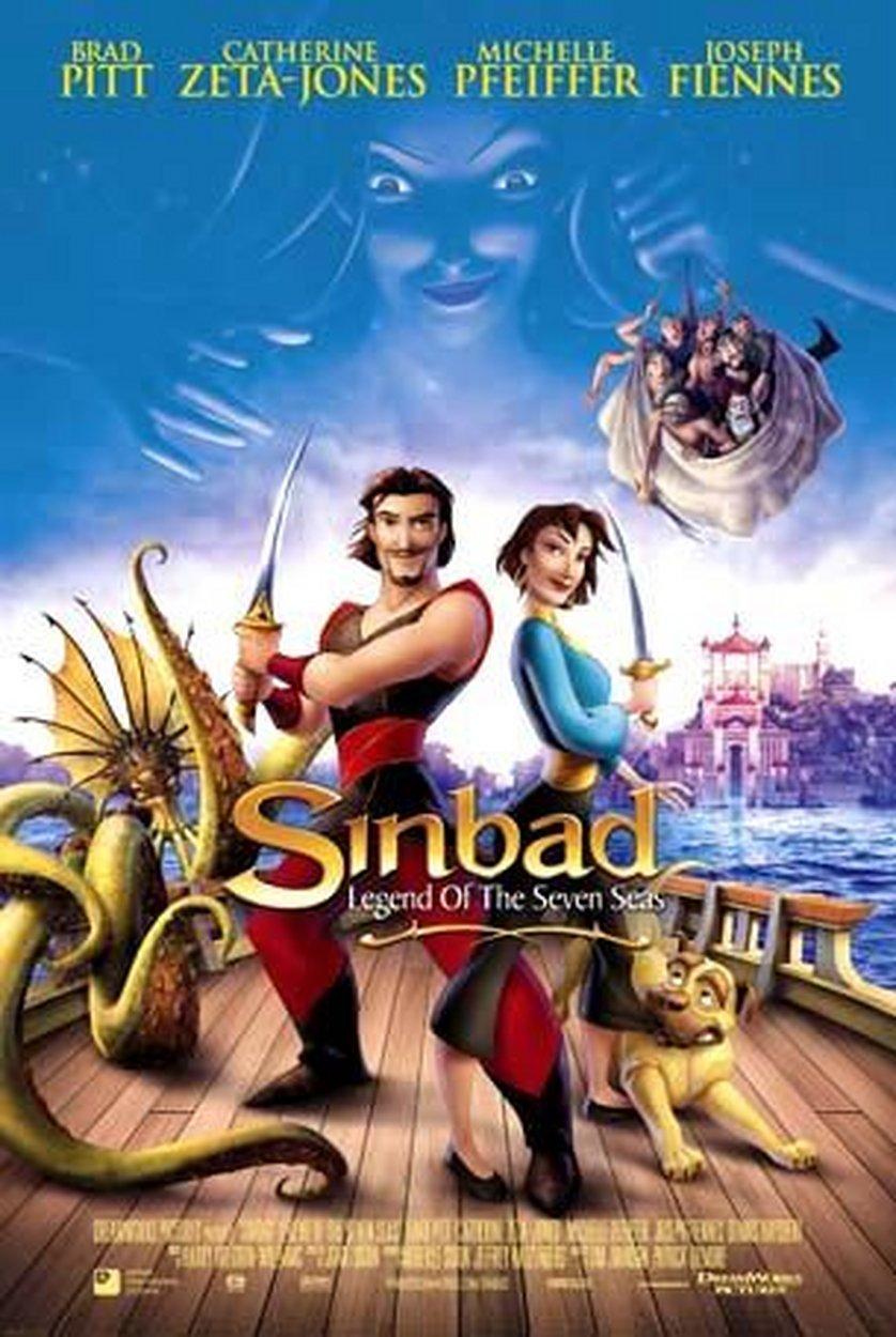 Sinbad Der Herr Der Sieben Meere