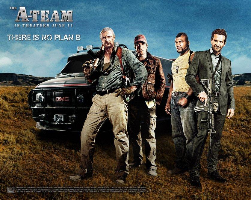Das A-Team Der Film