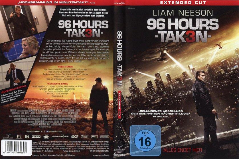 96 Hours Taken 3 Stream Movie4k