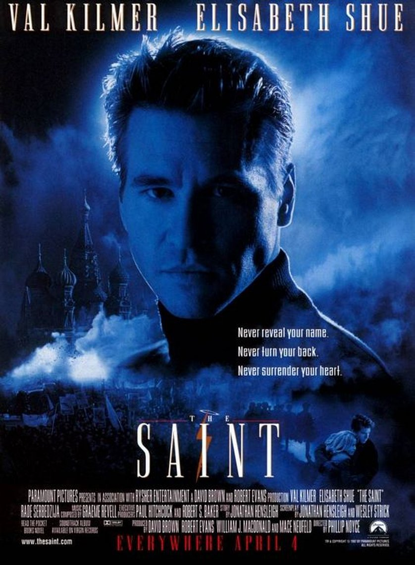 The Saint – Der Mann Ohne Namen