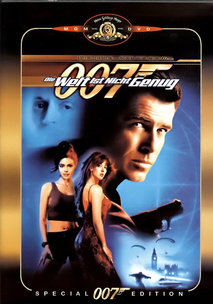 James Bond Die Welt Ist Nicht Genug