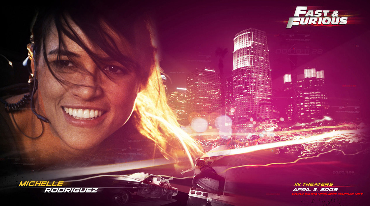 Michelle Rodriguez in 'Fast & Furious 4' © Universal Pictures 2009