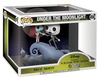 The Nightmare Before Christmas Under the Moonlight (Movie Moments) Vinyl Figure 458 powered by EMP (Funko Movie Moments)