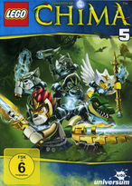 LEGO Legends of Chima - Volume 5