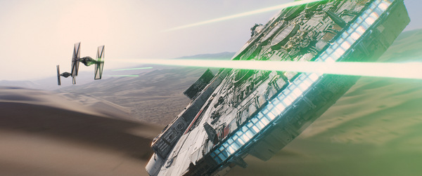 Star Wars VII © Walt Disney Studios