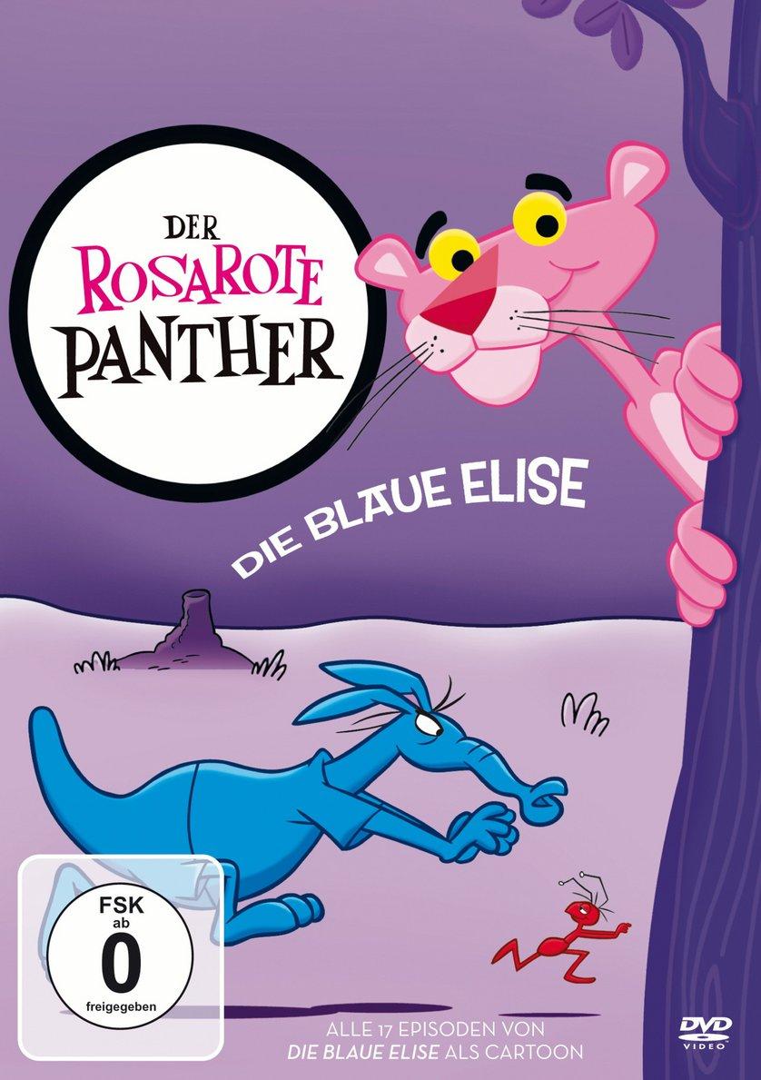Paulchen Panther Ameisenbär
