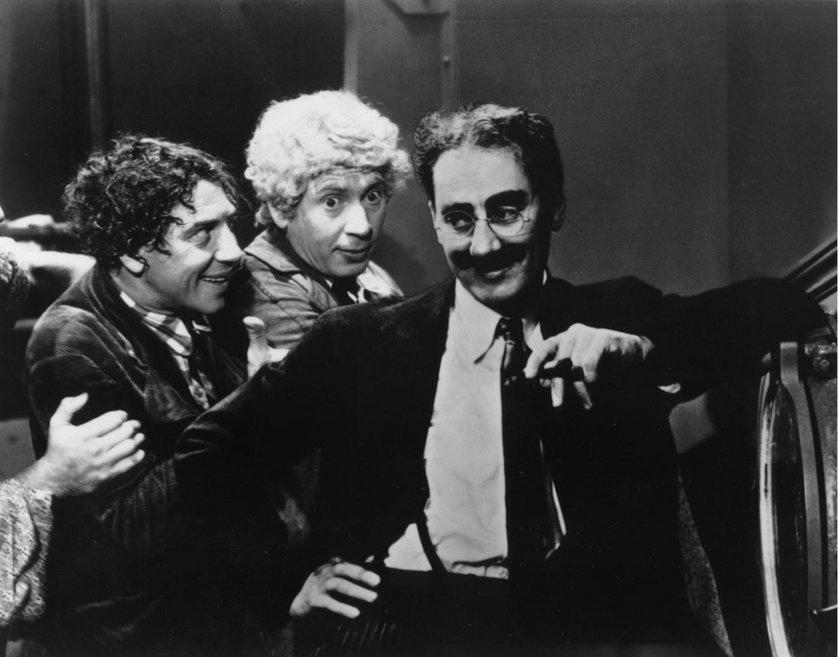 Die Marx Brothers