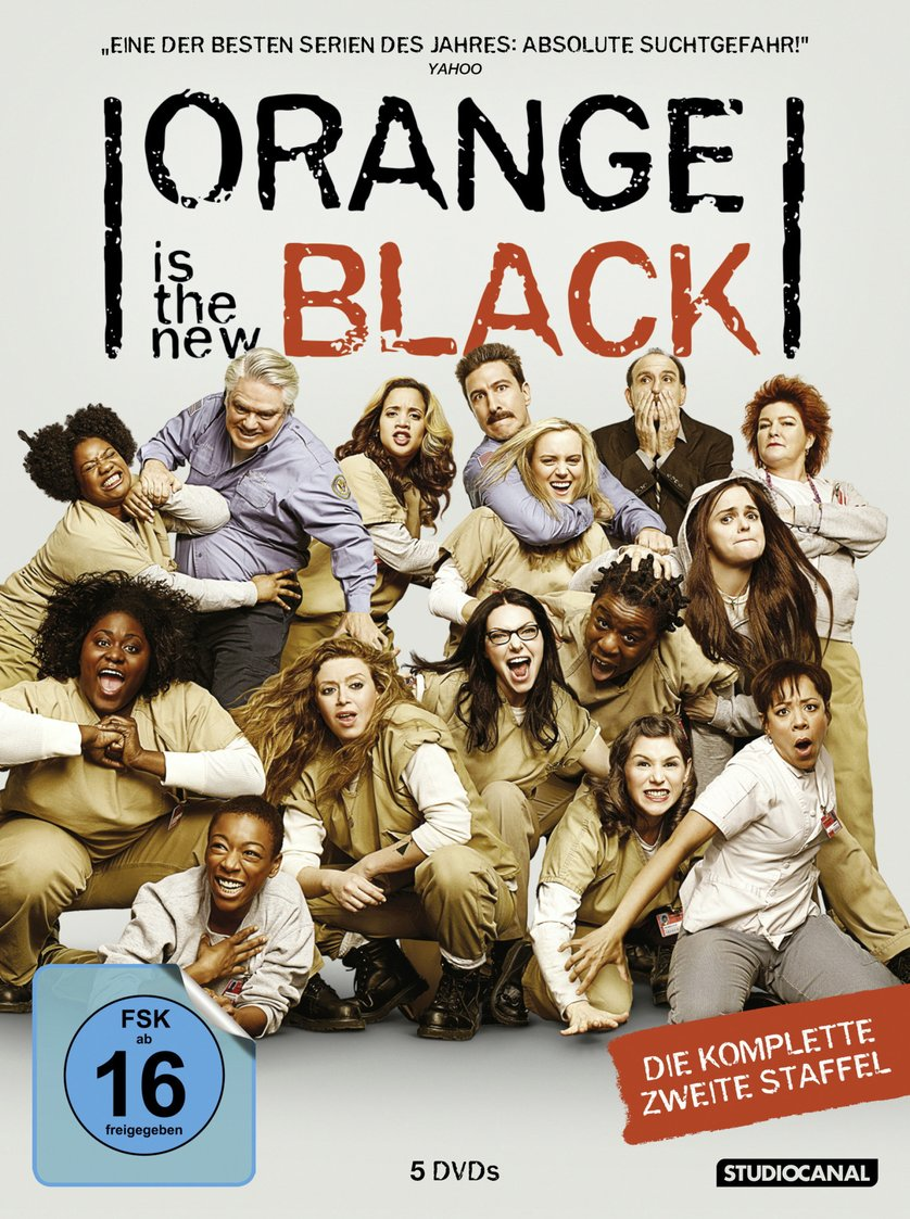 Orange Is The New Black Staffel 2 Stream