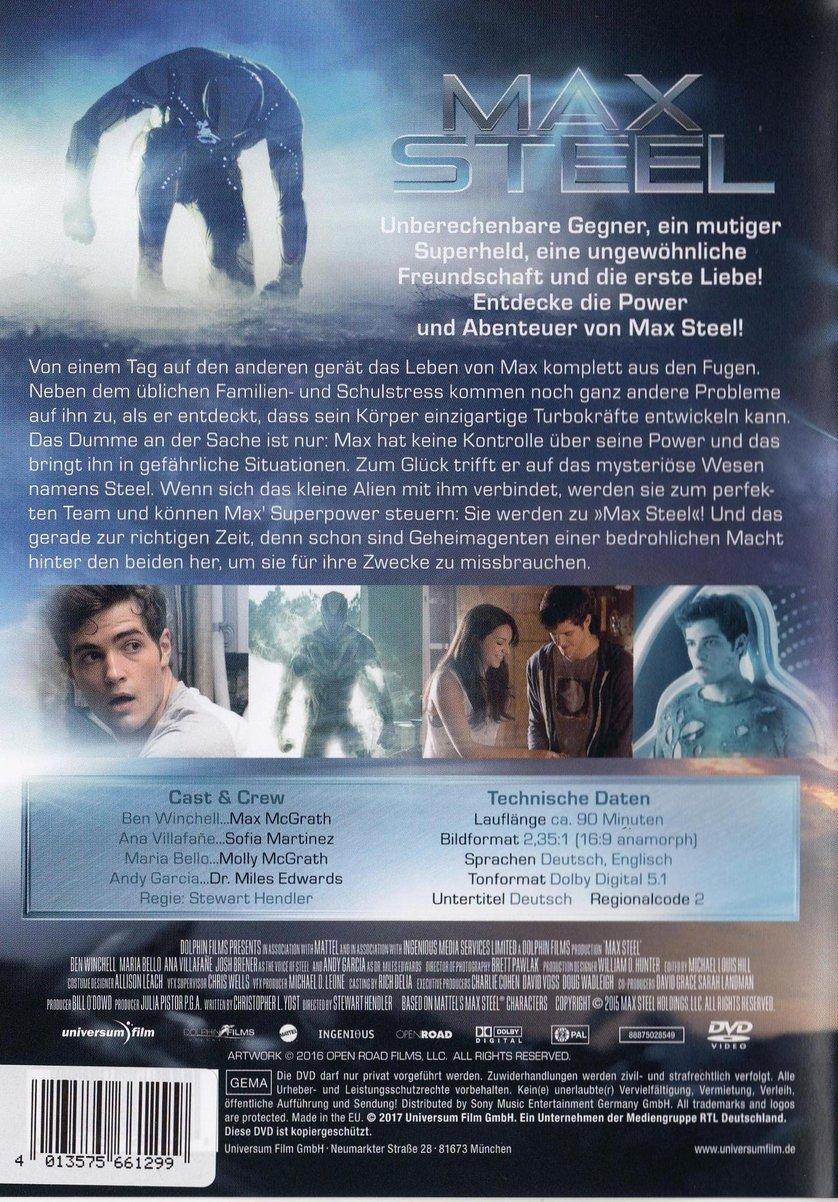 Max Steel Film Deutsch