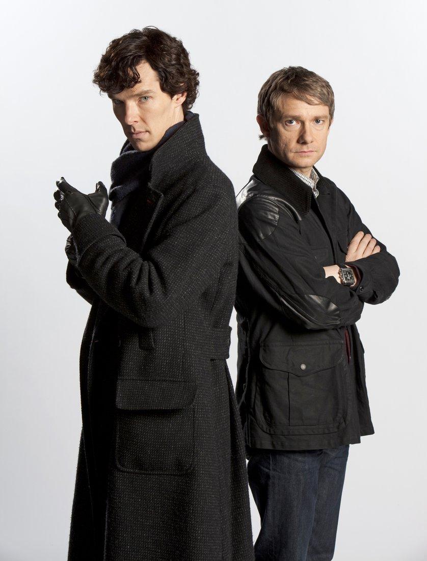Sherlock Holmes Staffel 6