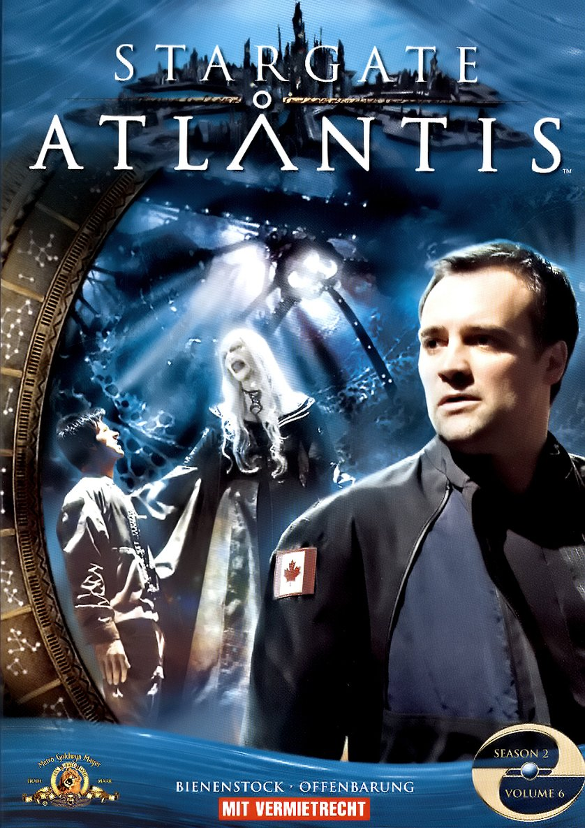 Stargate Atlantis Staffel 5