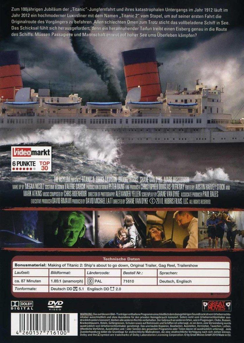 Titanic 2 Die Rückkehr