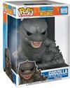 Godzilla vs. Kong Godzilla (Jumbo Pop!) Vinyl Figur 1015 powered by EMP (Funko Pop!)
