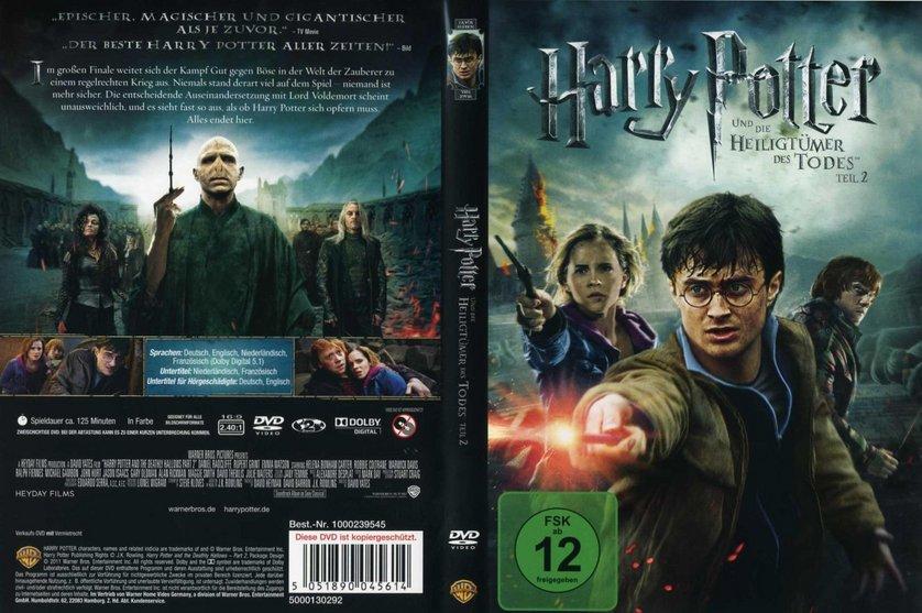 Harry Potter Und Die Heiligtümer Des Todes Kinox