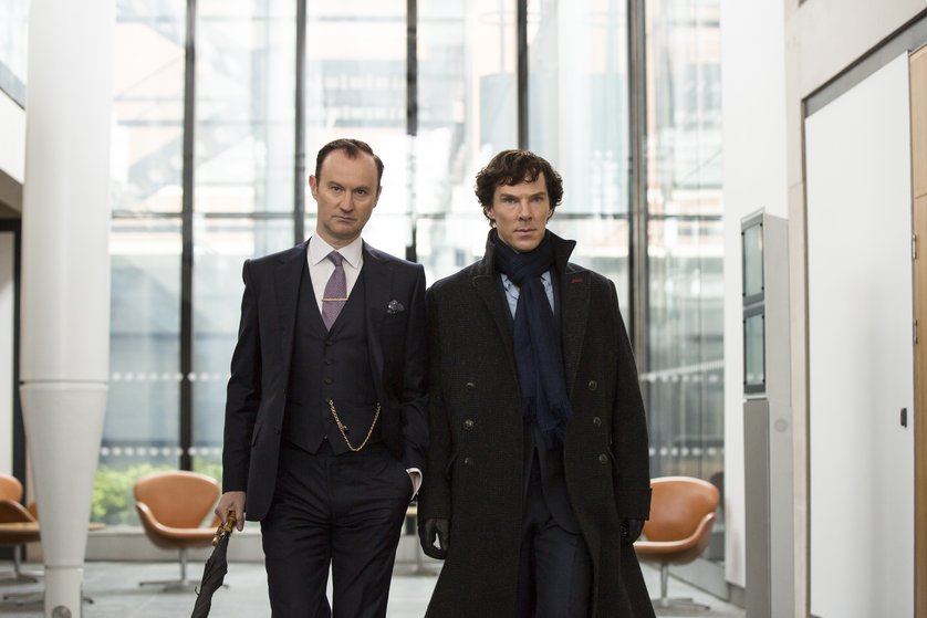 Sherlock Holmes Cumberbatch Staffel 4
