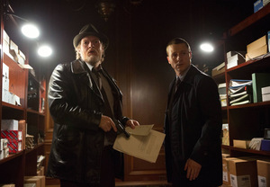 Donal Logue und Benjamin McKenzie