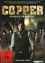 Copper - Staffel 2