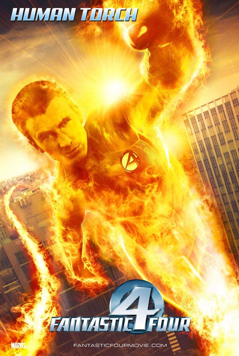 Fantastic Four Zeichen