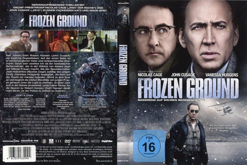 Frozen Ground Stream Deutsch