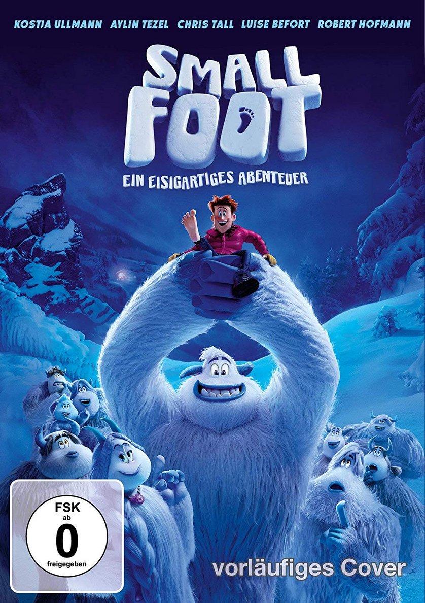 Small Foot Film Deutsch
