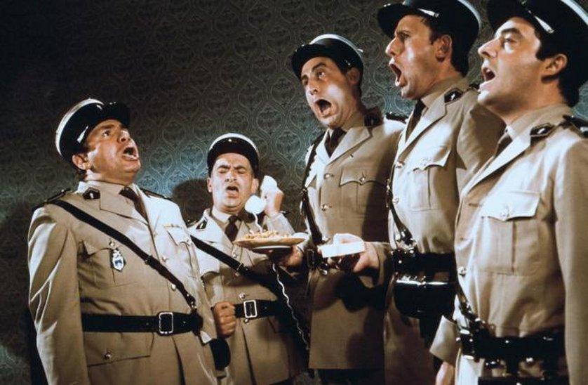Der Gendarm vom Broadway: DVD, Blu-ray oder VoD leihen