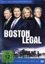 Boston Legal - Staffel 4