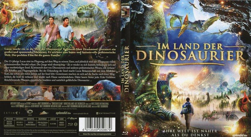 Im Land Der Dinosaurier