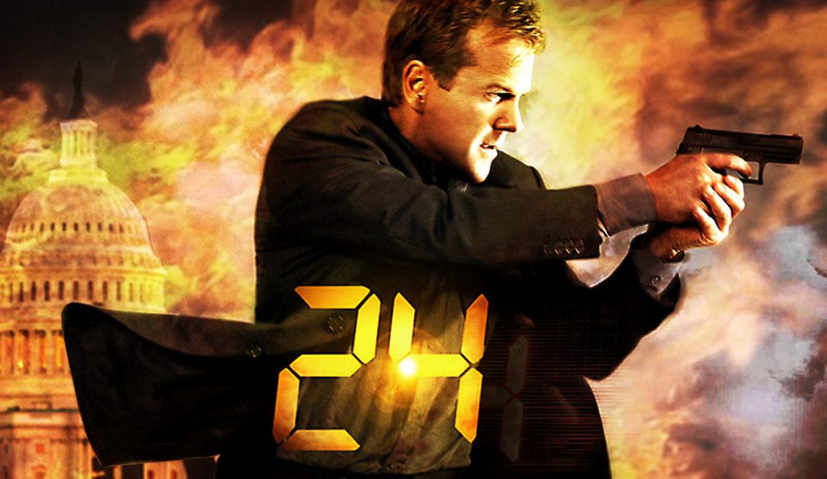 24 Serien-Special: Name: Jack Bauer. Die Zeit, die ihm bleibt: 24 Stunden.
