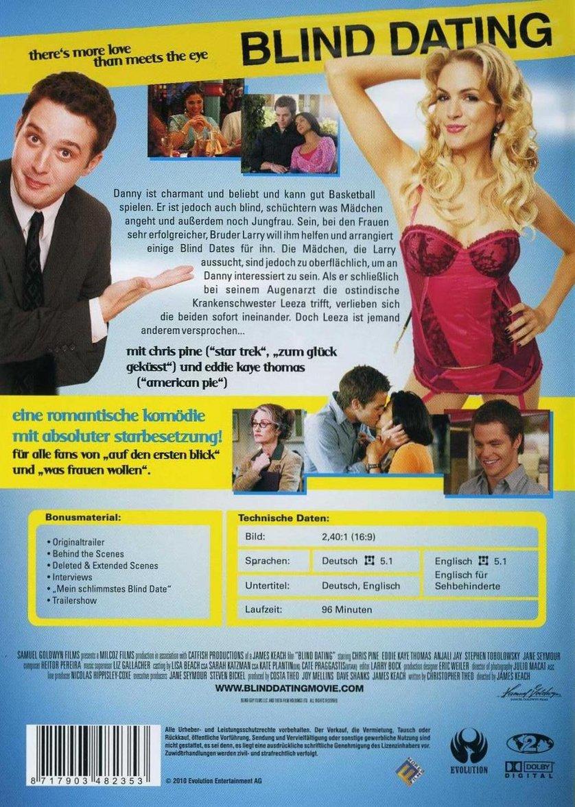 Chris Pine Movie Blind Hookup Movie Trailer