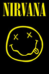 Nirvana Smiley powered by EMP (Poster)