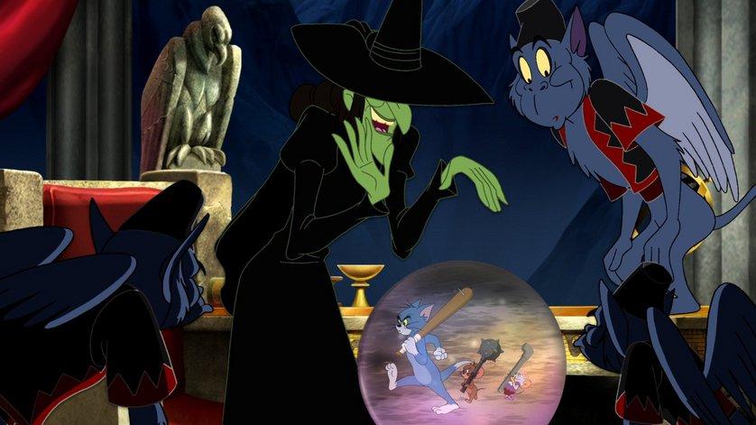 Tom Und Jerry Der Zauberer Von Oz