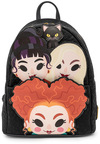 Hocus Pocus Loungefly - Sanderson Sisters powered by EMP (Mini-Rucksack)