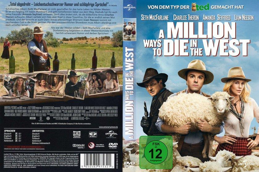 A Million Ways To Die In The West Ganzer Film Deutsch