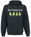 Run, Forest, Run! powered by EMP (Kapuzenpullover)