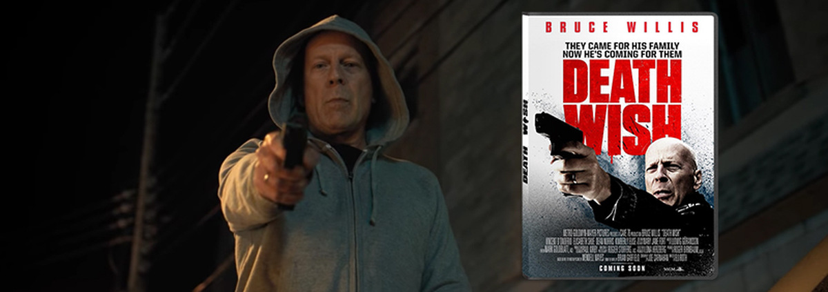Death Wish Remake 2018: Bruce Willis sieht rot im Remake: Death Wish!