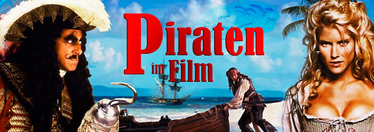 Piratenfilme: Unter Piratenflagge - Seemannsgarn aus Hollywood