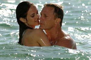 2006: Daniel Craig verliebt sich in Eva Green