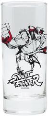 Street Fighter Ryu powered by EMP (Trinkglas)