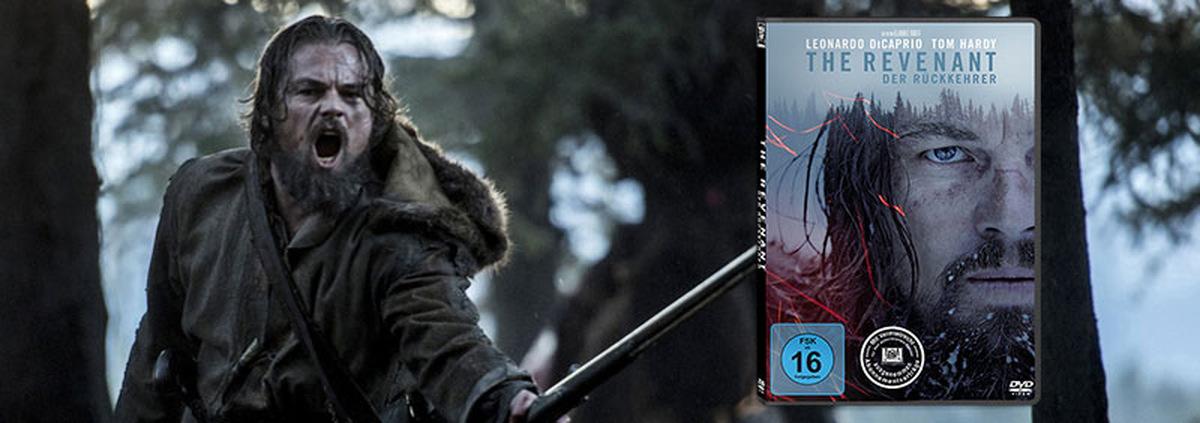 The Revenant - Der Rückkehrer: Bis aufs Blut - DiCaprio gegen Hardy
