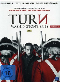 Turn WashingtonS Spies Stream