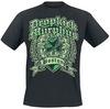 Dropkick Murphys Boston Irish Heart powered by EMP (T-Shirt)