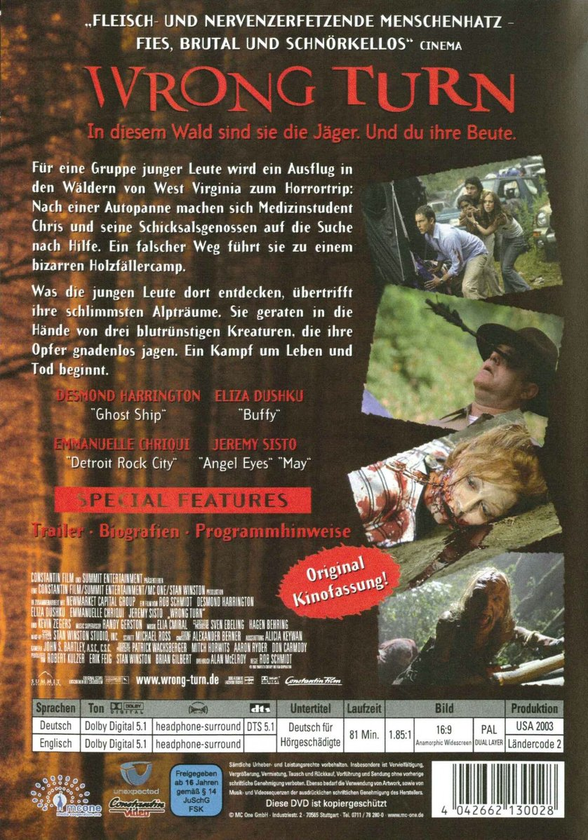 wrong turn 5 stream deutsch