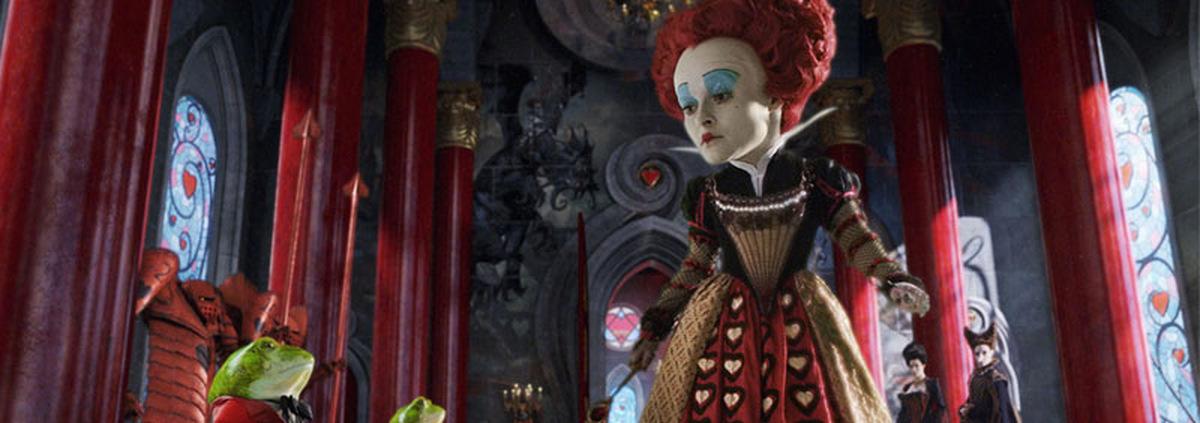 Alice im Wunderland 2: Beschert Burton uns neue Abenteuer aus dem Wunderland?