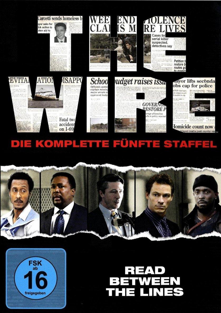 The Wire Season 1 Episode 4 | The Wire Staffel 5 Dvd Oder Blu Ray Leihen Videobuster De