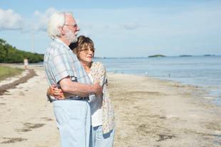 Donald Sutherland und Helen Mirren © Concorde
