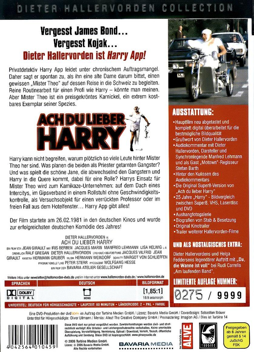 Dieter Hallervorden Ach Du Lieber Harry