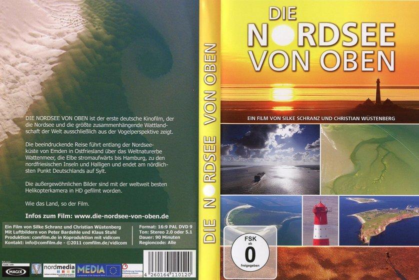 Die Nordsee von oben: DVD oder Blu-ray leihen - VIDEOBUSTER de