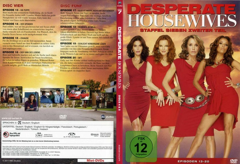 Desperate Housewives Staffel 7