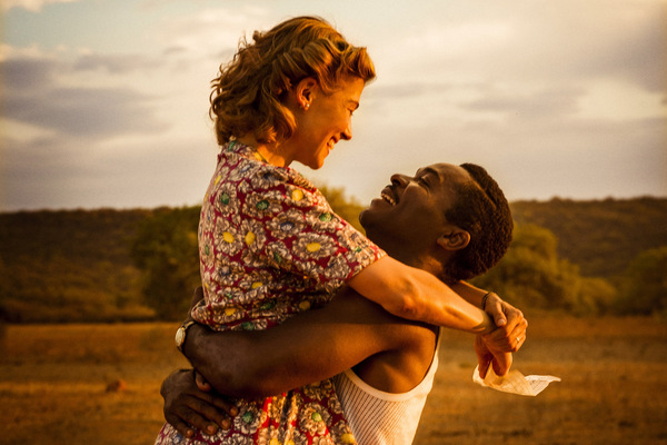 Rosamund Pike und David Oyelowo in 'A United Kingdom'