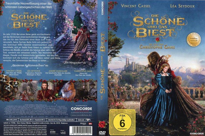 Die Schöne und das Biest: DVD, Blu-ray oder VoD leihen